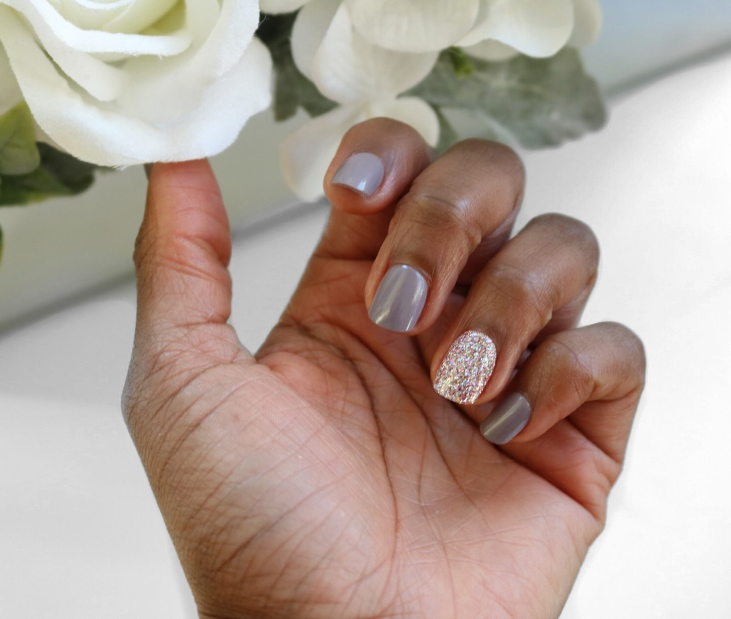 Obsessed: salon style nails in 15 minutes